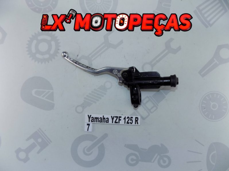 Bomba Travão Superior Yamaha YZF 125 R 09-12 cheio
