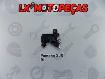 Bomba Travão Superior Yamaha XJ6 10-13 cheio