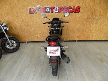 Honda CBF 125 – 2009 cheio