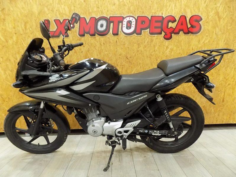 Honda CBF 125 – 2011 cheio