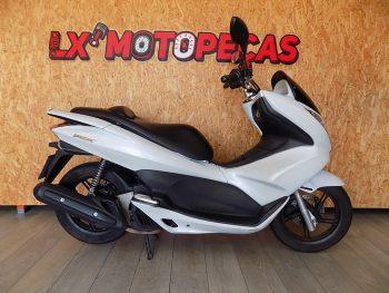 Honda PCX 125 – 2013 cheio