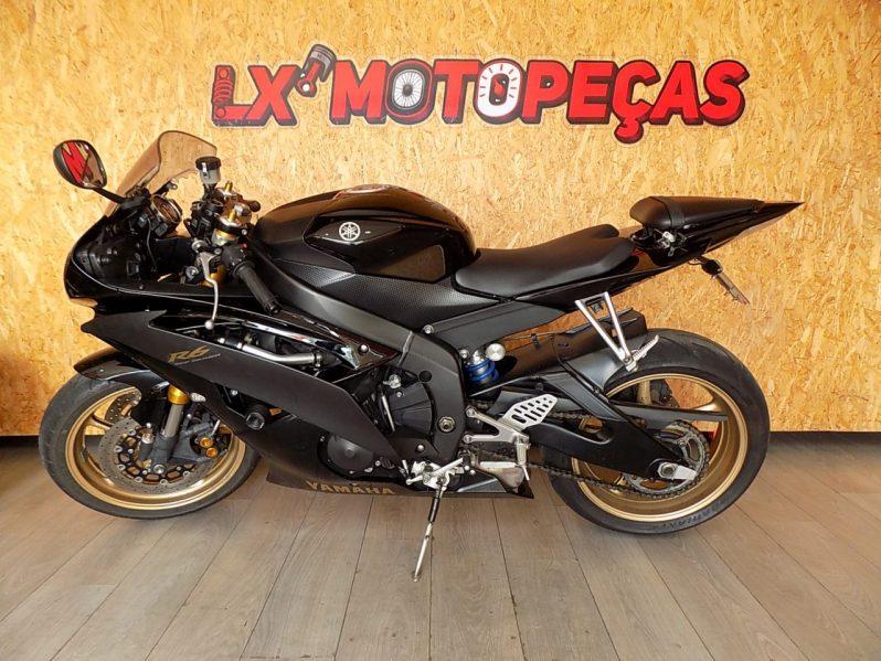 Yamaha R6 – 2010 cheio